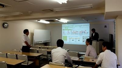 会員向け入会講習を東京にて開催いたしました。 07/05